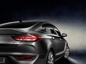 Новый Hyundai i30 Fastback 2018