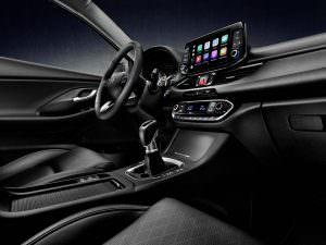 Интерьер Hyundai i30 Fastback 2018