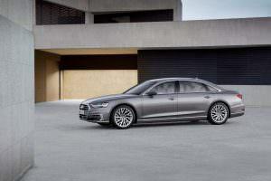 Флагманский седан Audi A8 L