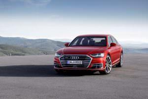 Audi A8 четвертого поколения