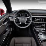 Фото салона Audi A8 2018