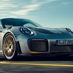 Новый Porsche 911 GT2 RS 2018