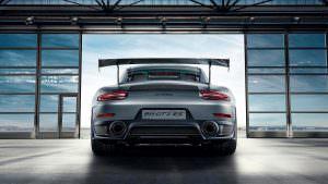 Porsche 911 GT2 RS нового поколения