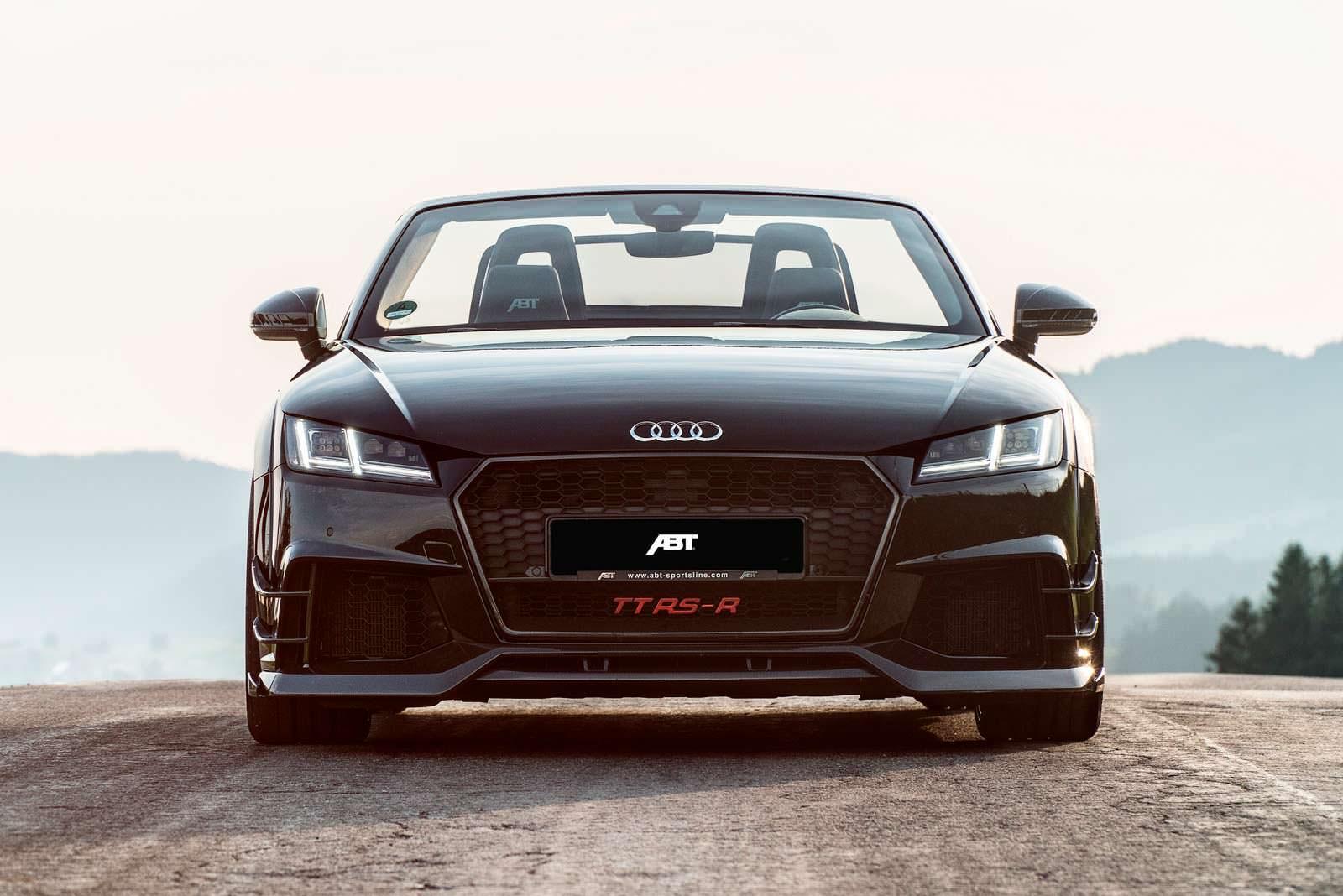 Тюнинг Audi TT RS-R Roadster до 500 л.с. от ABT Sportsline