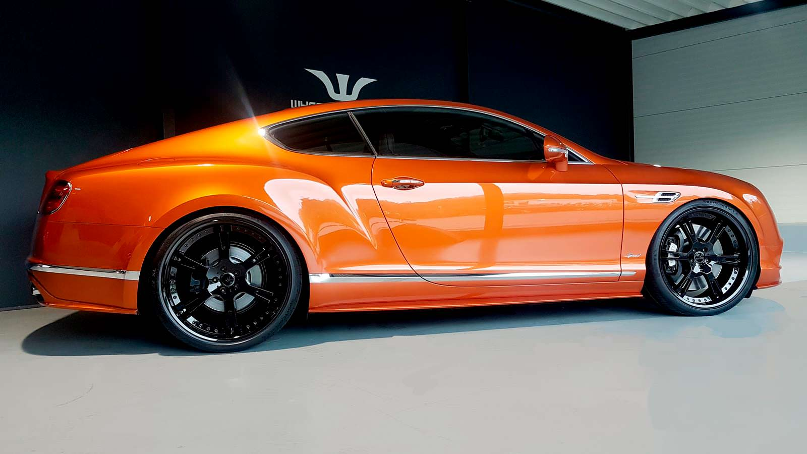 Фото   Тюнинг Bentley Continental GT Speed от Wheelsandmore
