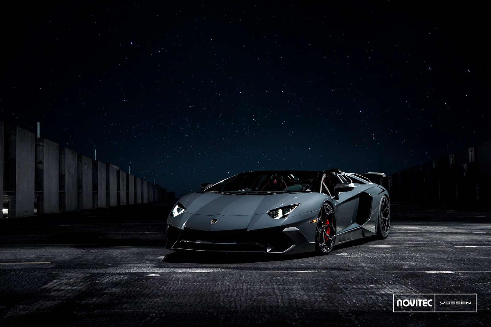 Тюнеры изNovitec представили чудный Lamborghini AventadorSV