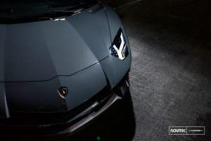 Lamborghini Aventador SV Roadster от Novitec