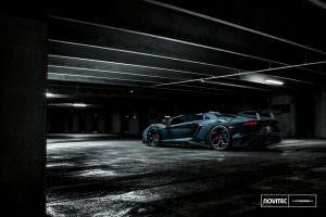 Суперкар Novitec Lamborghini Aventador SV Roadster