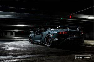 Novitec Lamborghini Aventador SV Roadster