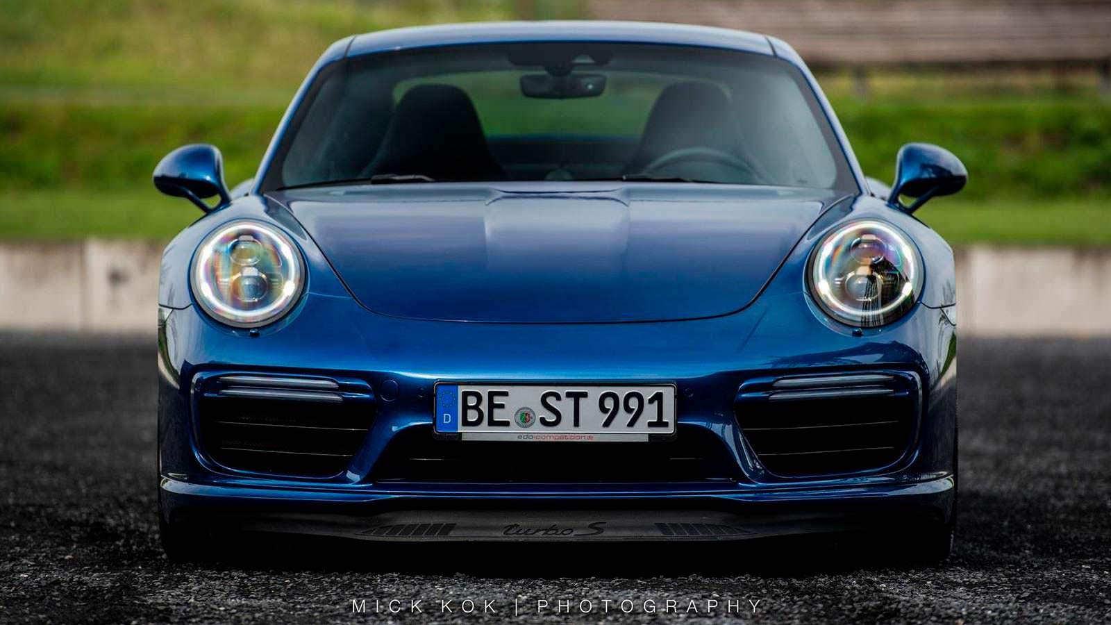 Фото | Тюнинг Porsche 911 Turbo S от Edo Competition