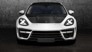 Карбоновый тюнинг Porsche Panamera от TopCar
