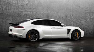 Тюнинг Porsche Panamera нового поколения. Ателье TopCar