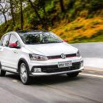 Volkswagen Fox Pepper для Бразилии