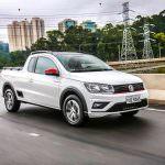 Пикап Volkswagen Saveiro Pepper для Бразилии