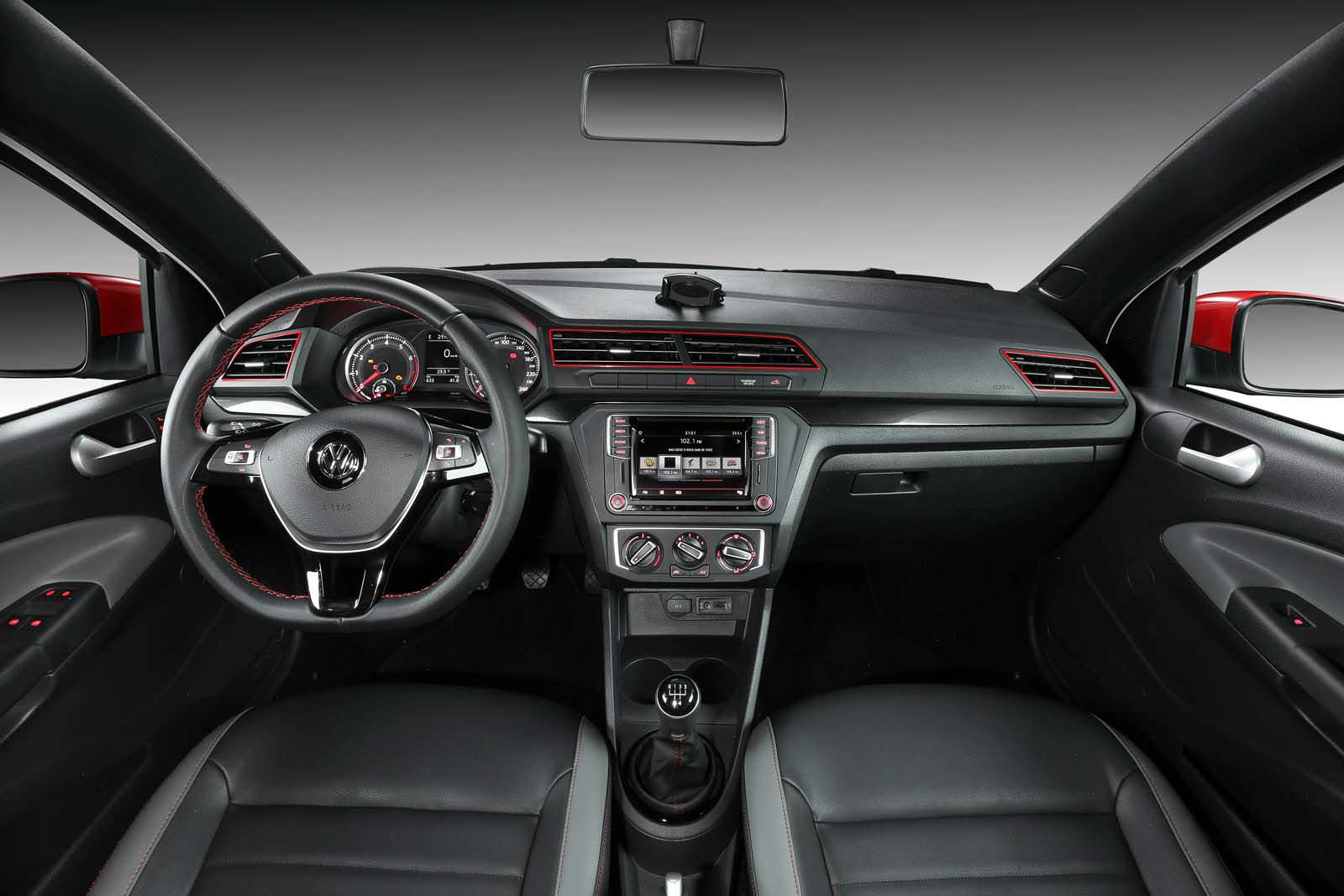 Фото салона Volkswagen Saveiro Pepper