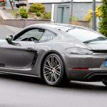Дорожные тесты Porsche 718 Cayman GTS 2018