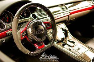 Фото | Салон Audi A8 D3 2004 года