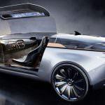Неофициальный концепт Audi E-Tron Imperator из 2028 года