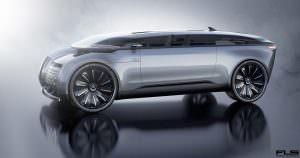 Неофициальный дизайн Audi E-Tron Imperator