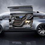 Двери сокола Audi E-Tron Imperator