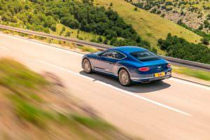 Новый Bentley Continental GT 2018 года