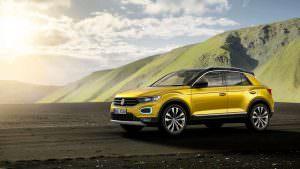 Новый Volkswagen T-Roc 2018
