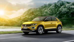 Фото | Volkswagen T-Roc официально