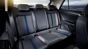 Сиденья Volkswagen T-Roc 2018