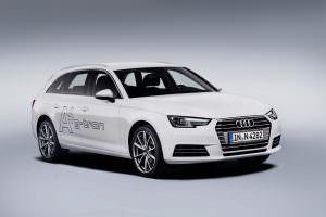 Новый универсал Audi A4 Avant G-Tron