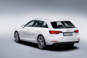 Газовый универсал Audi A4 Avant G-Tron 2018