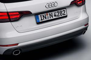Audi A4 Avant G-Tron 2018