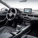 Кожаный салон Audi A4 Avant G-Tron