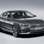 Хэтчбек на газу Audi A5 Sportback G-Tron