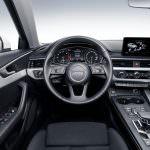 Фото салона Audi A5 Sportback G-Tron 2018