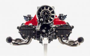 4,0-литровый двигатель V6 с воздушным охлаждением Porsche 993