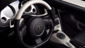 Руль Lamborghini Concept S 2006 года выпуска