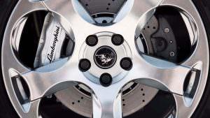 Колеса Lamborghini Concept S 2006 года выпуска