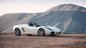 Единственная Lamborghini Concept S 2006 года выпуска