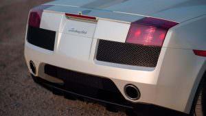 Задние фонари Lamborghini Concept S