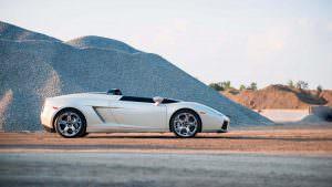 Lamborghini Concept S 2006 года выпуска