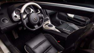 Фото салона Lamborghini Concept S 2006 года выпуска