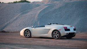 Суперкар Lamborghini Concept S 2006 года выпуска