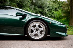 17-дюймовые колеса Lamborghini Diablo SV