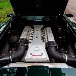 Моторный отсек Lamborghini Diablo SV 1997 года