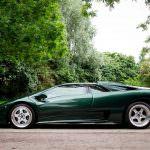 Икона 1990-х Lamborghini Diablo SV 1997 года выпуска