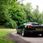 Праворульная Lamborghini Diablo SV
