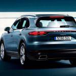 Кроссовер Porsche Cayenne нового поколения