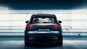 2018 Porsche Cayenne нового поколения