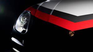 2017 Porsche Macan Special в гоночной ливрее