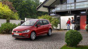 Новый Volkswagen Golf Sportsvan 2018 года
